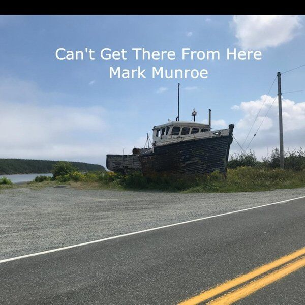 Cover art for Can't Get There from Here