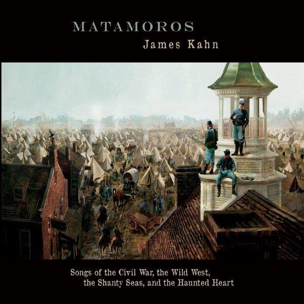 Cover art for Matamoros