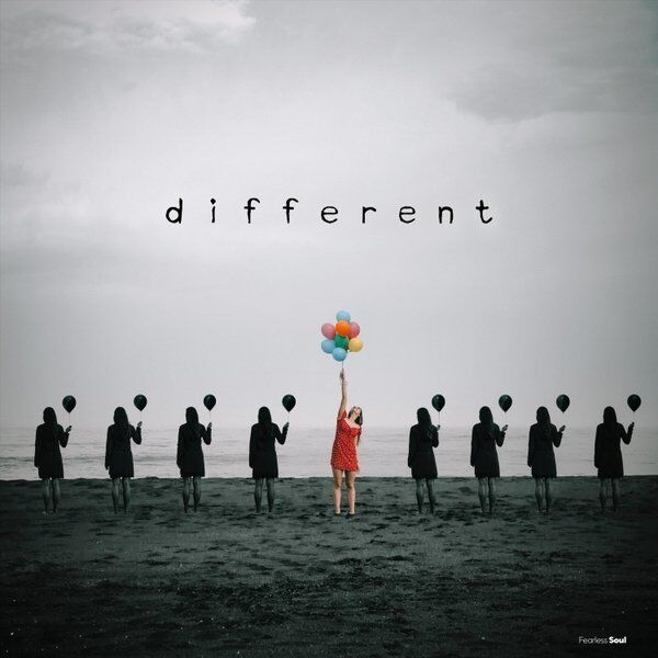 Cover art for Different