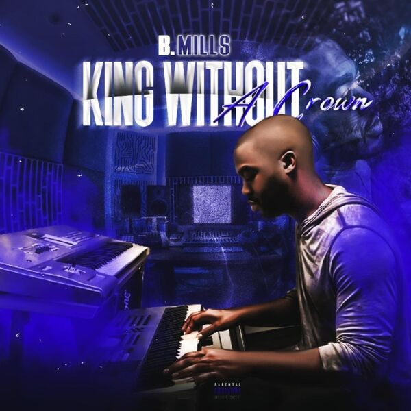 Cover art for King Without a Crown