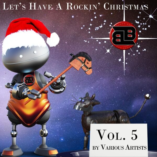 Cover art for Let's Have a Rockin' Christmas, Vol. 5