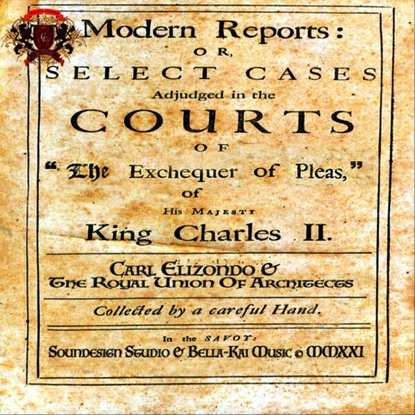 Cover art for The Exchequer of Pleas