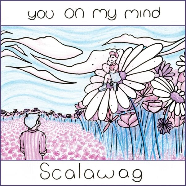 Cover art for You on My Mind