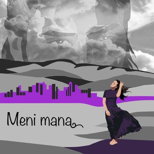 Cover art for Meni Mana