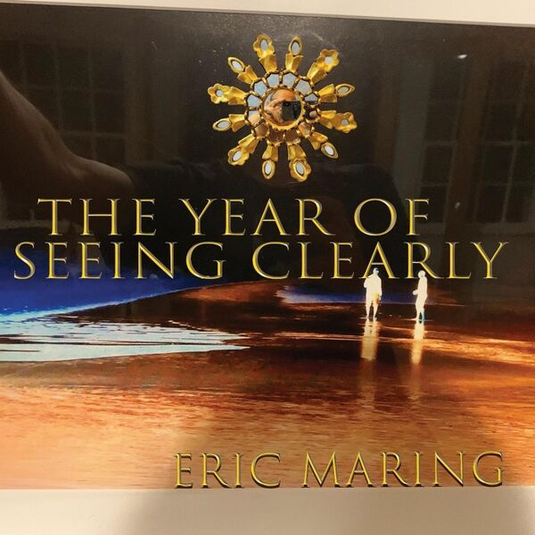 Cover art for The Year of Seeing Clearly