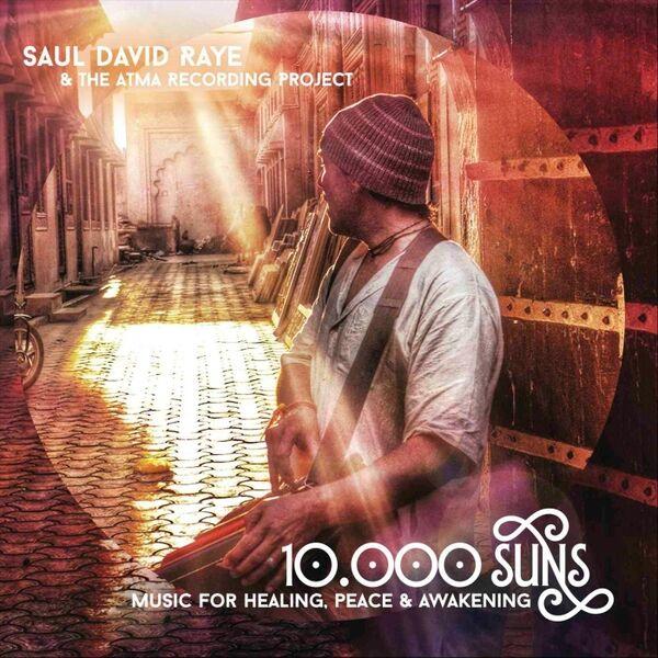 Cover art for 10,000 Suns