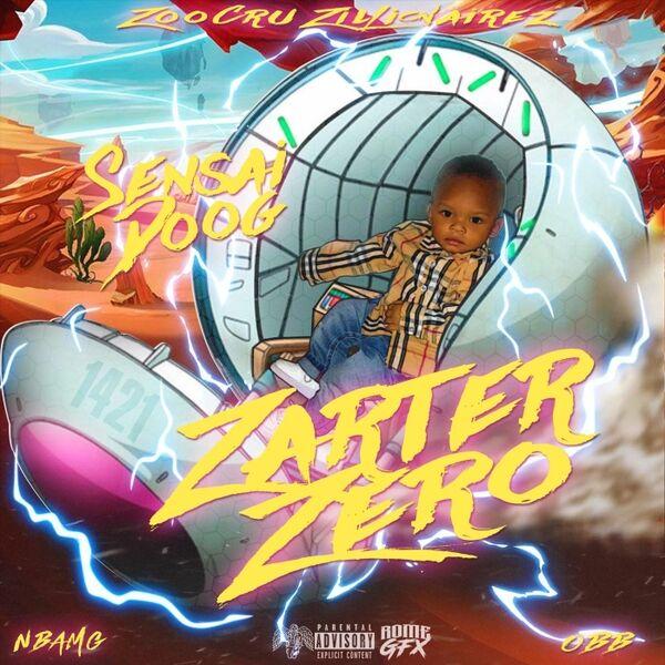 Cover art for Zarter Zero