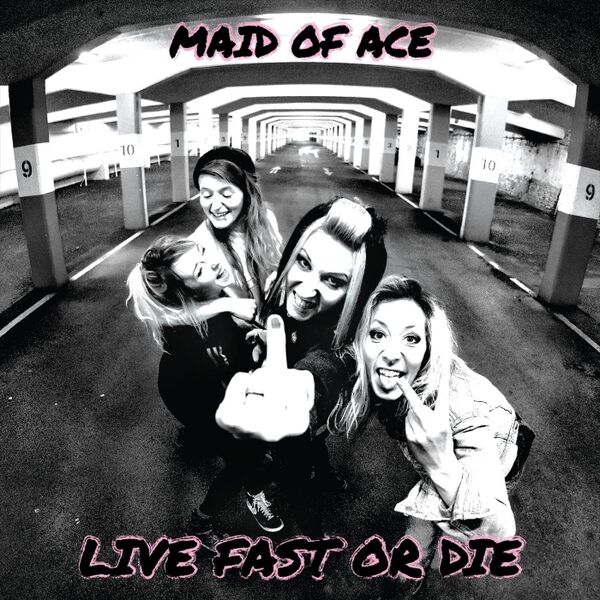 Cover art for Live Fast or Die