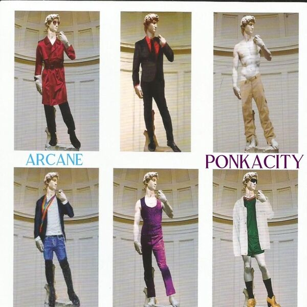 Cover art for Ponkacity