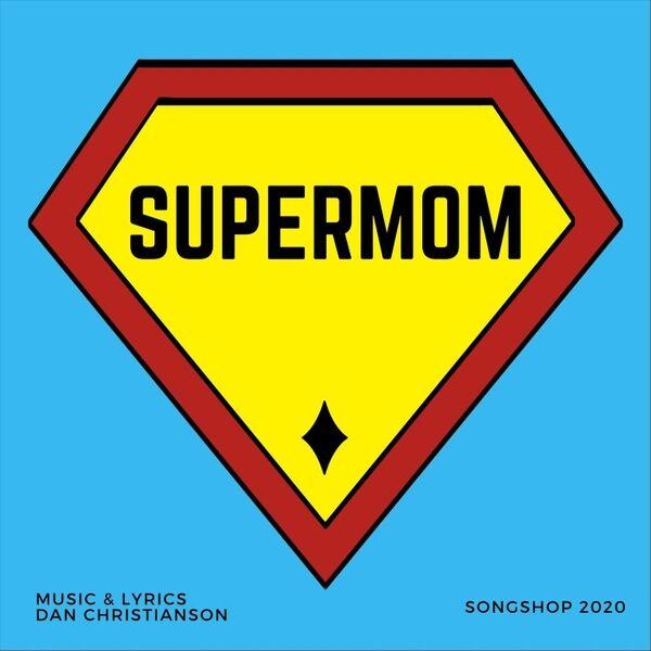 Cover art for Supermom