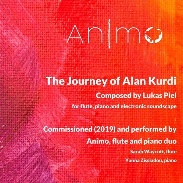 Cover art for The Journey of Alan Kurdi