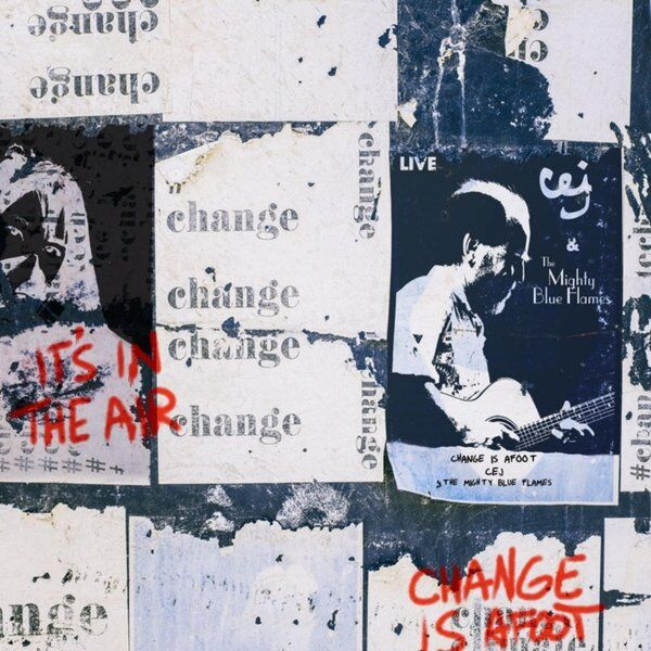 Cover art for Change Is Afoot