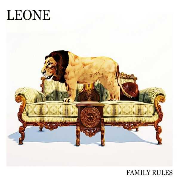 Cover art for Family Rules