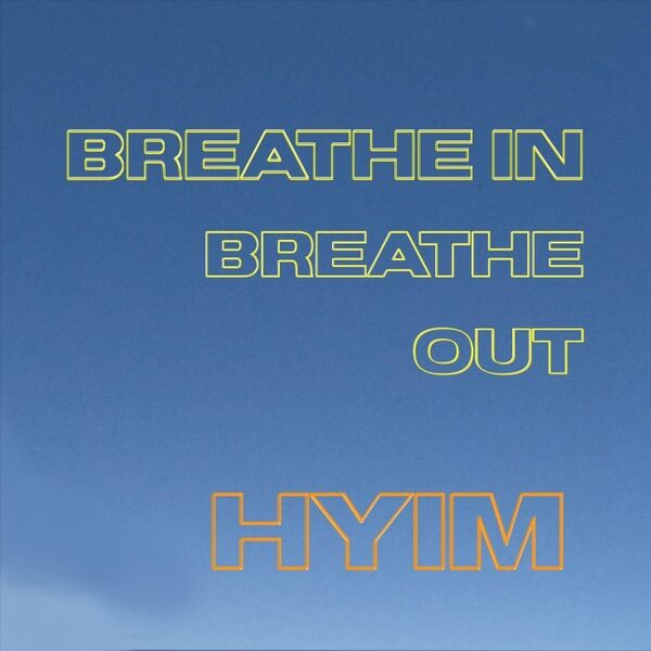 Cover art for Breathe in Breathe Out