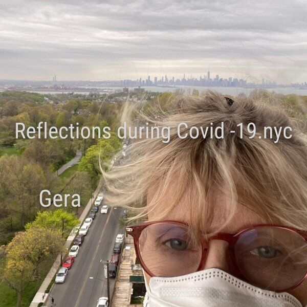 Cover art for Reflections During Covid-19.NYC