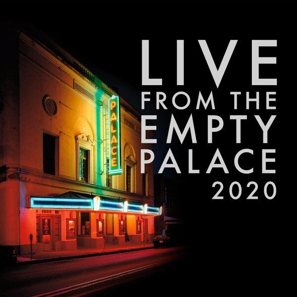 Cover art for Live from the Empty Palace 2020