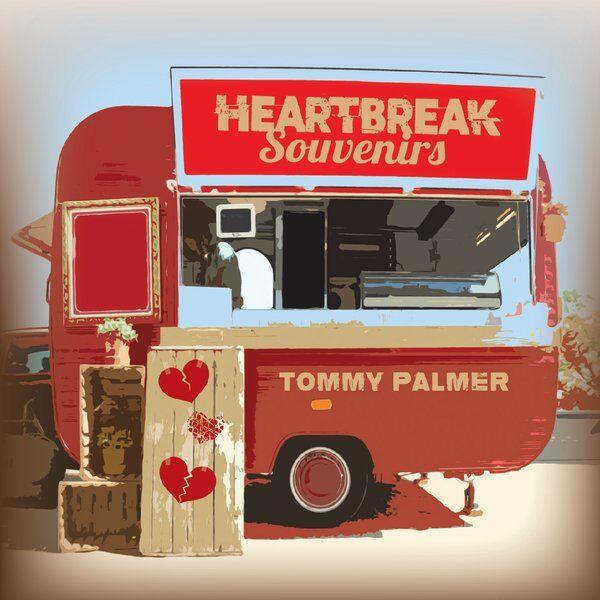 Cover art for Heartbreak Souvenirs