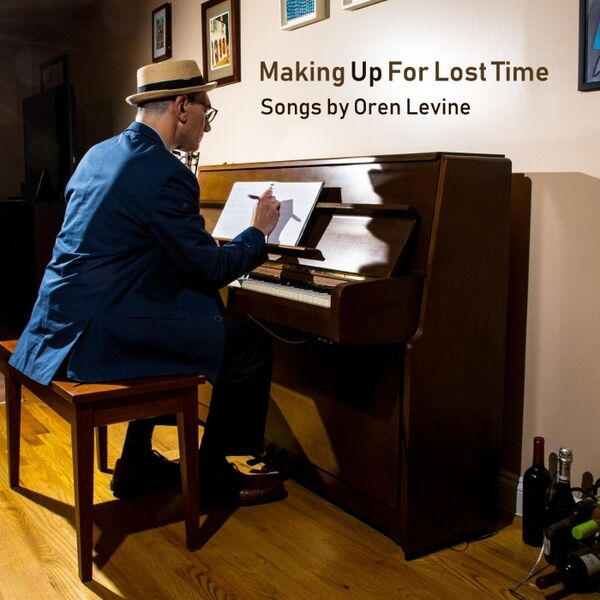 Cover art for Making up for Lost Time