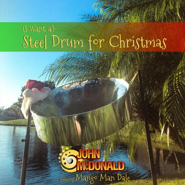 Cover art for (I Want A) Steel Drum for Christmas