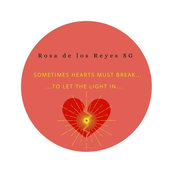 Cover art for Sometimes Hearts Must Break to Let the Light In