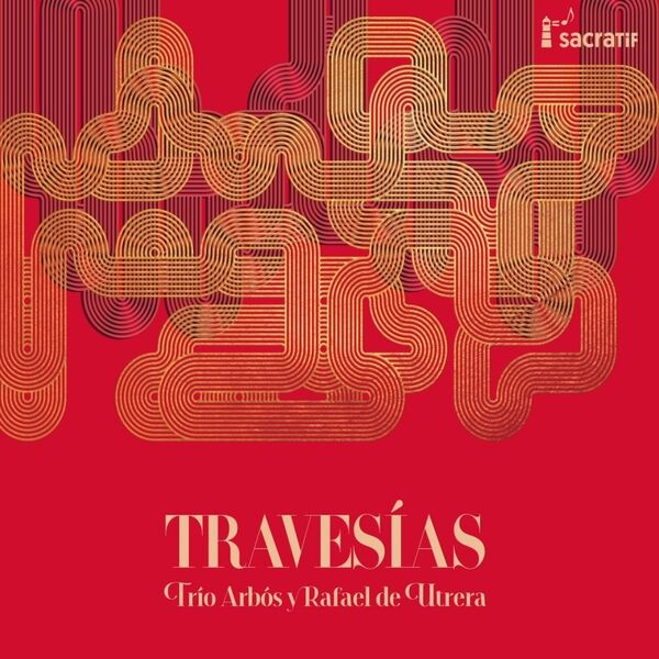 Cover art for Travesías