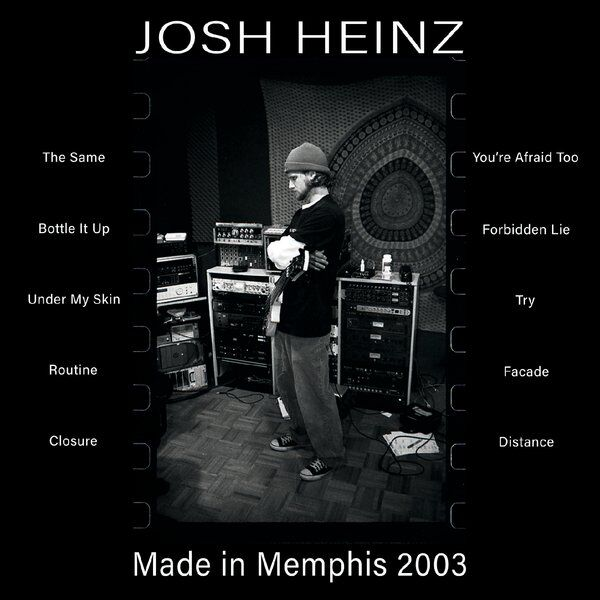 Cover art for Made in Memphis 2003