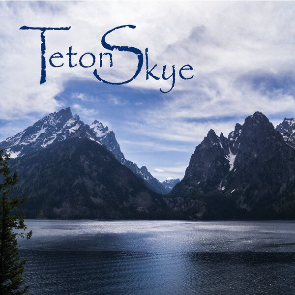 Cover art for Teton Skye