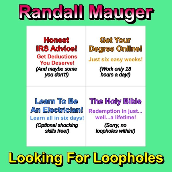 Cover art for Looking for Loopholes
