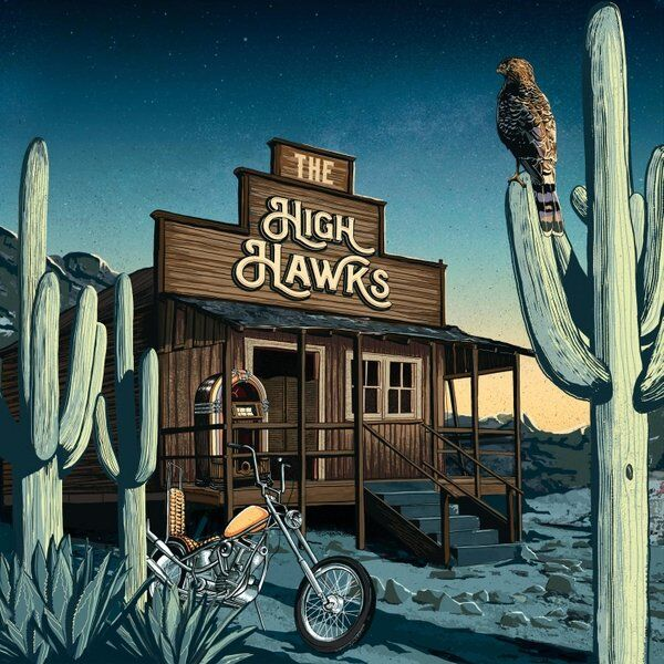 Cover art for The High Hawks