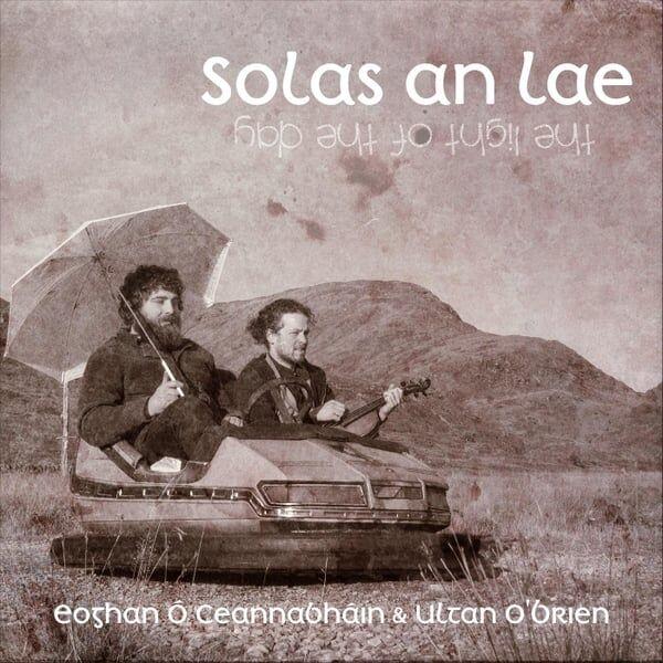 Cover art for Solas an Lae