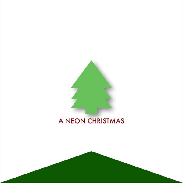 Cover art for A Neon Christmas