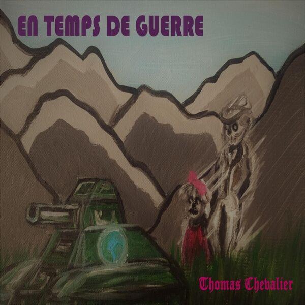 Cover art for En temps de guerre