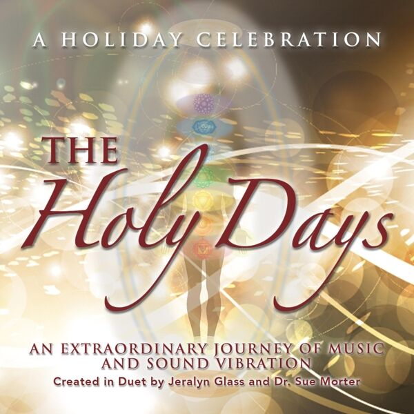 Cover art for The Holy Days
