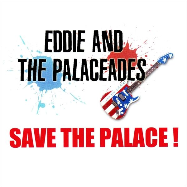 Cover art for Save the Palace