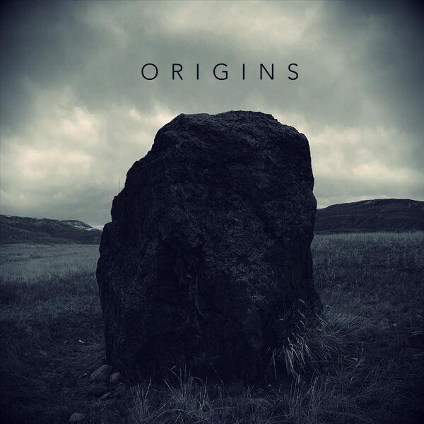 Cover art for Origins