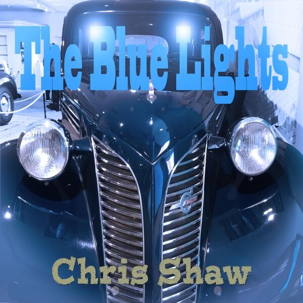 Cover art for The Blue Lights