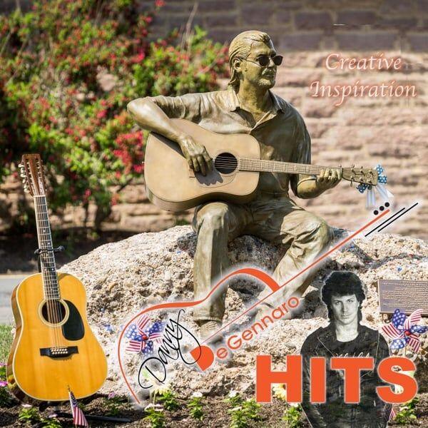 Cover art for Danny Degennaro Hits: Creative Inspiration