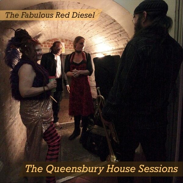 Cover art for The Queensbury House Sessions