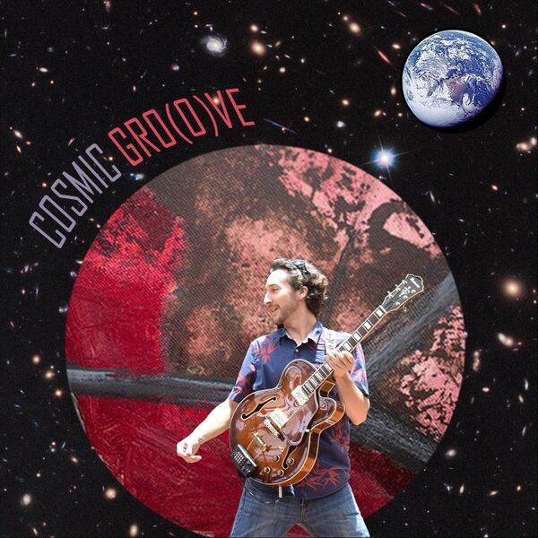 Cover art for Cosmic Gro(O)ve