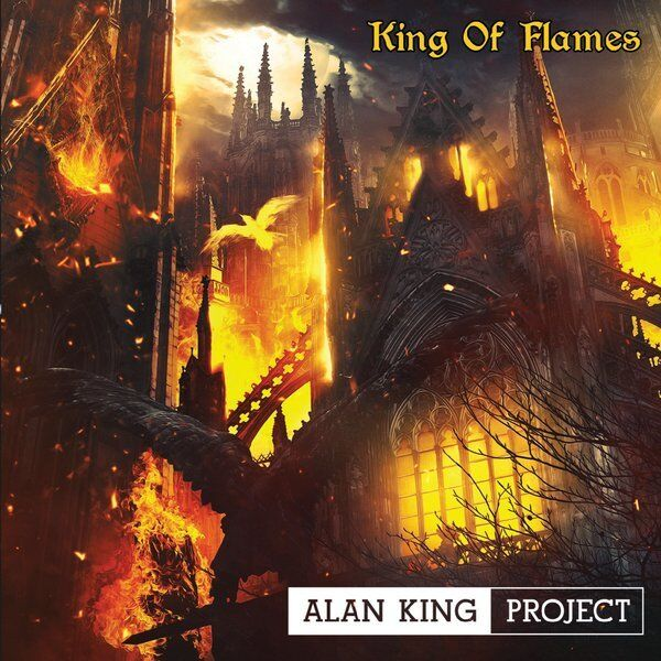 Cover art for King of Flames