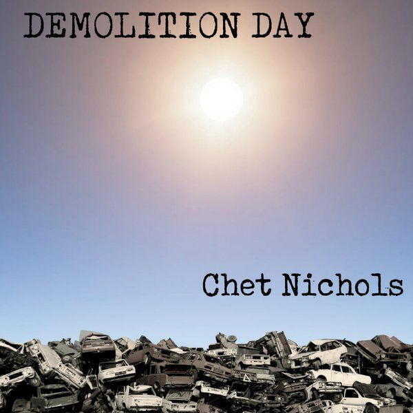 Cover art for Demolition Day