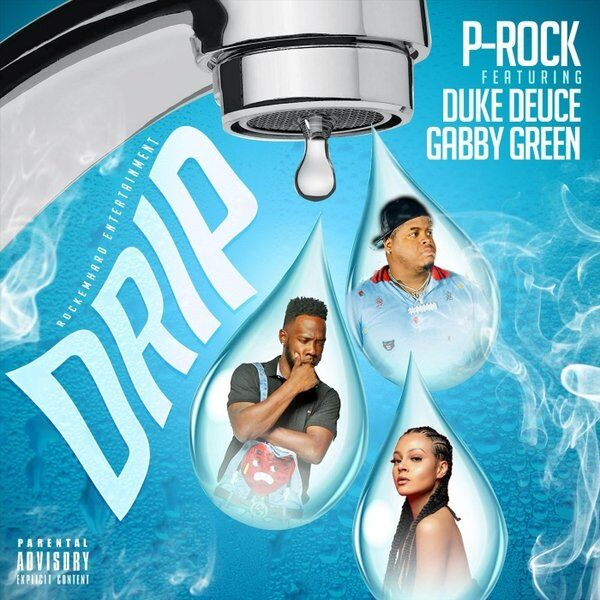Cover art for Drip