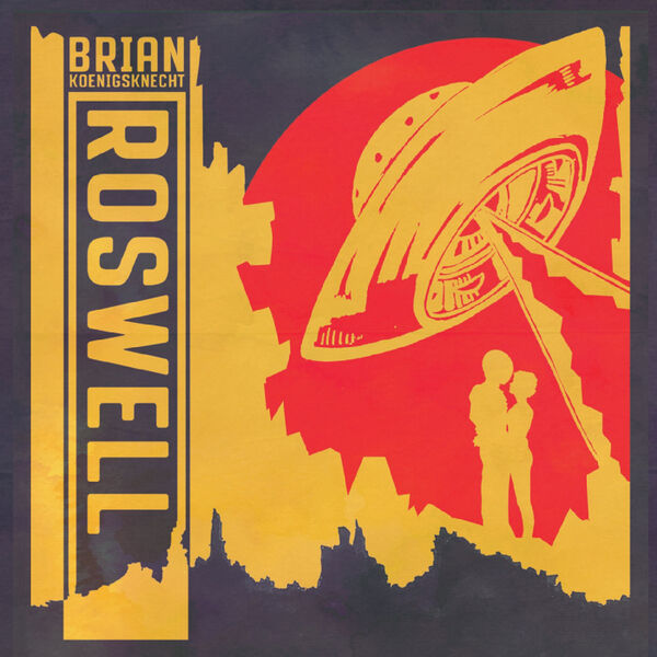 Cover art for Roswell