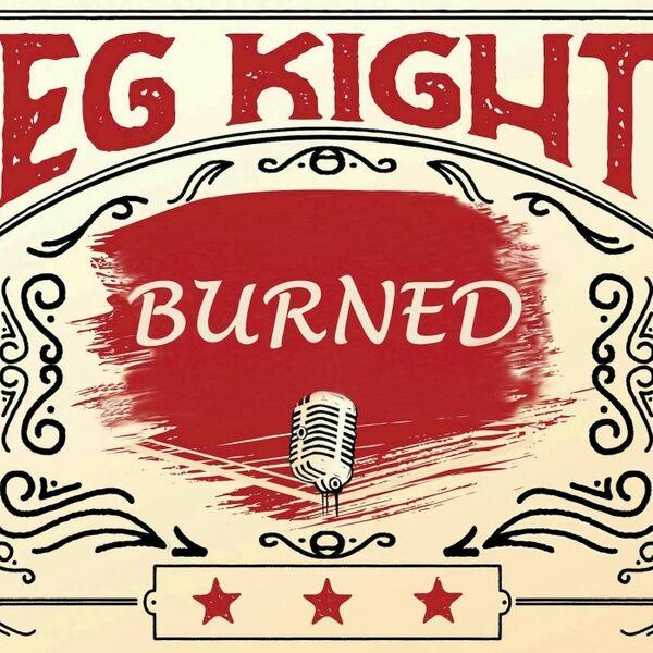 Cover art for Burned