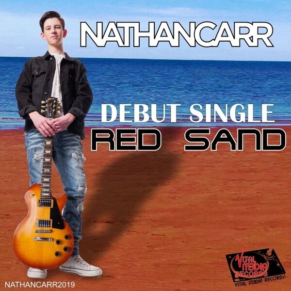 Cover art for Red Sand