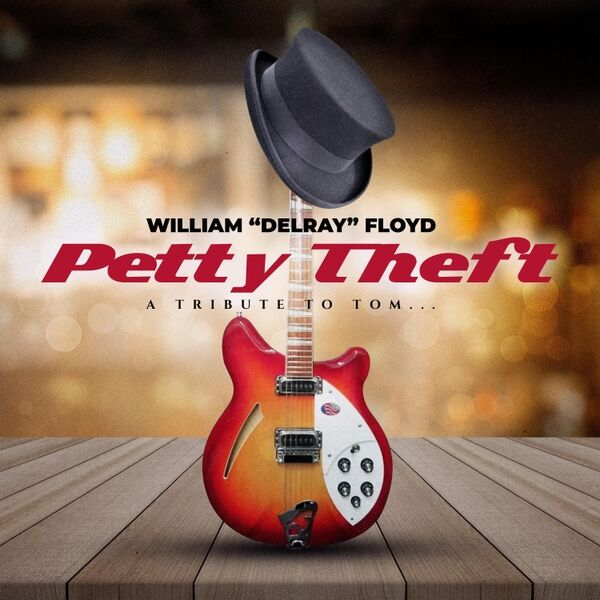 Cover art for Petty Theft: A Tribute to Tom