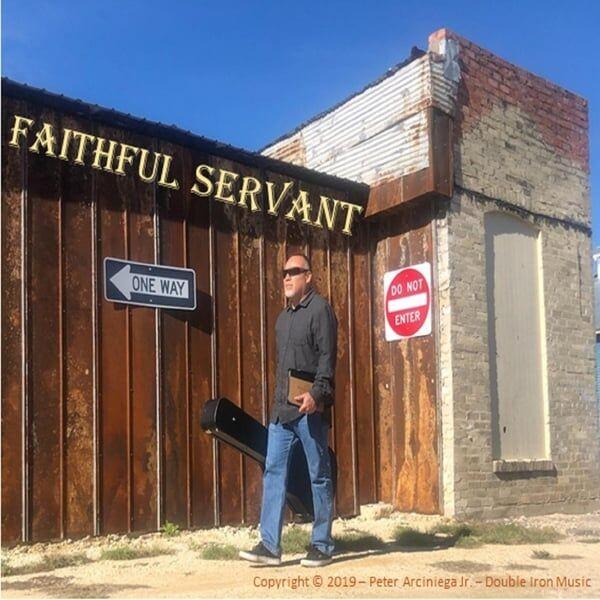 Cover art for Faithful Servant