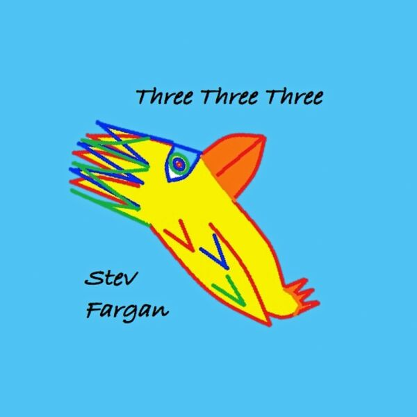 Cover art for Three Three Three