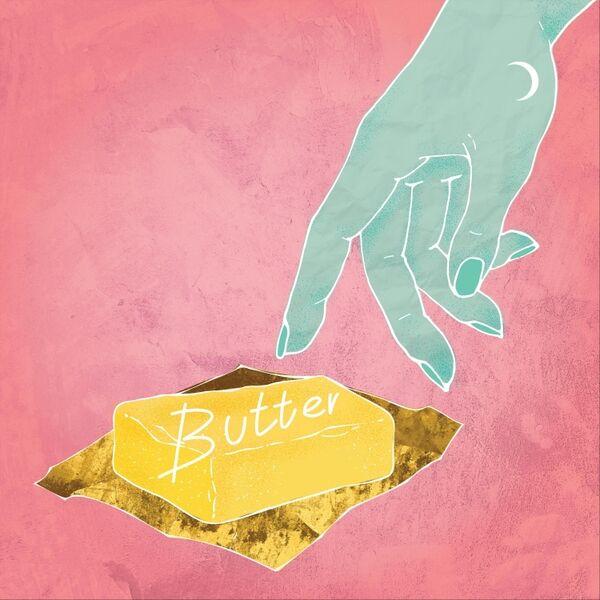 Cover art for Butter