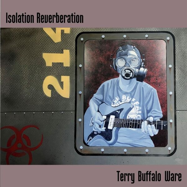 Cover art for Isolation Reverberation
